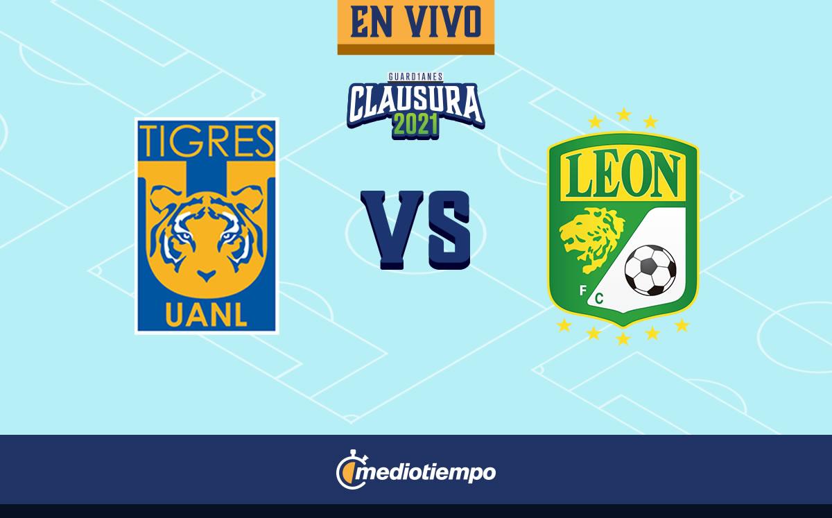 Tigres Vs Leon Resumen Y Goles Jornada 1 Guard1anes 2021 Mediotiempo