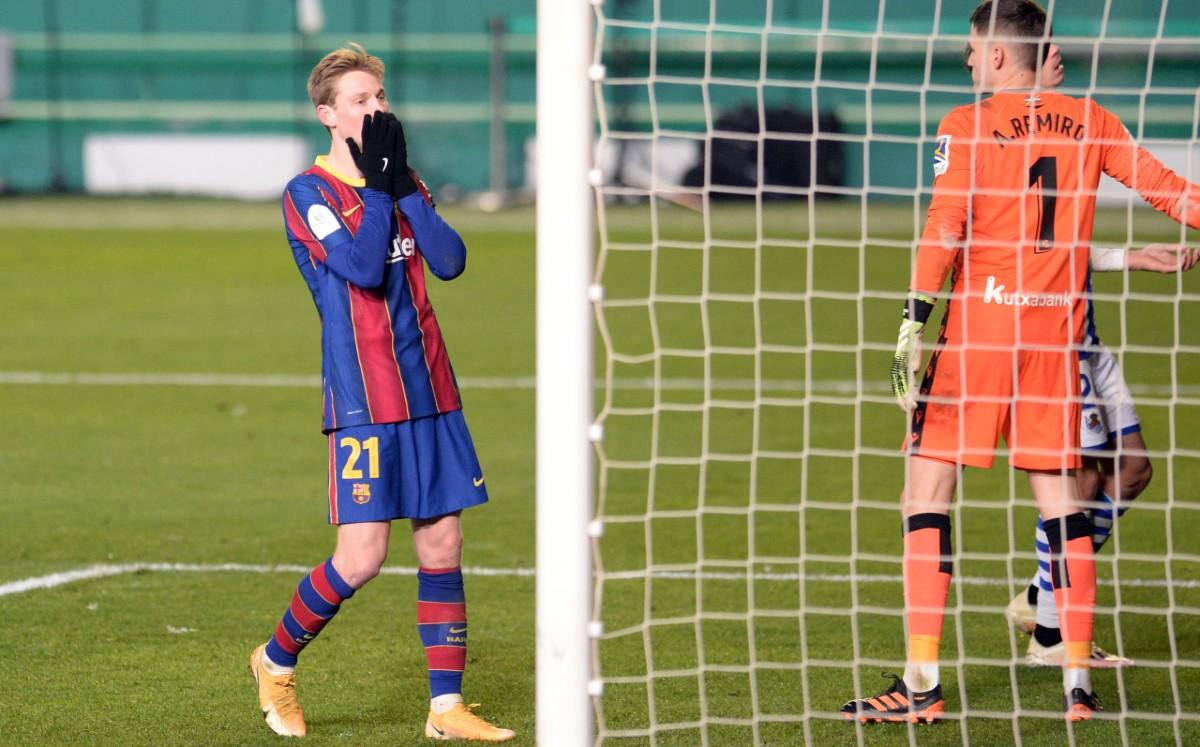Partido del Barcelona en Copa del Rey sería suspendido por coronavirus - Mediotiempo