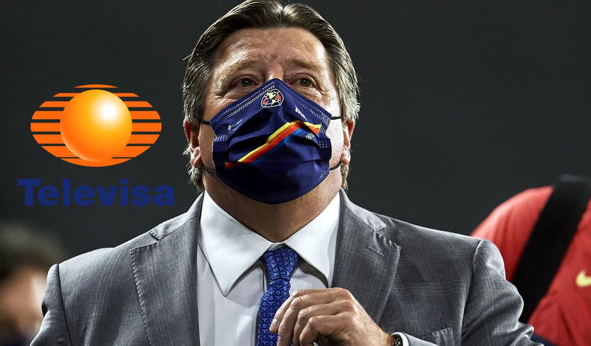 Miguel Herrera revela quién de Televisa lo despidió: Me echó por Zoom -  Mediotiempo