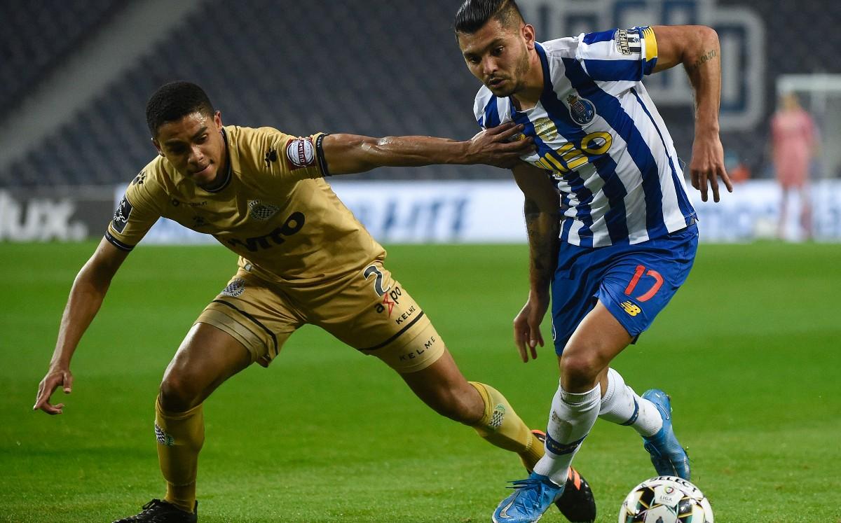 Porto vs Boavista (2-2): Los Dragones se alejan del título de Liga - Mediotiempo