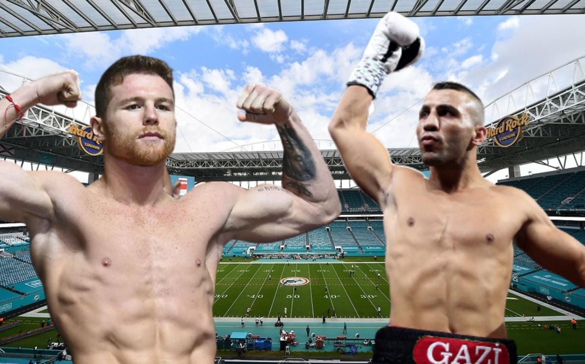 Cuánto cuestan los boletos de la pelea Canelo Álvarez vs Yildirim? -  Mediotiempo
