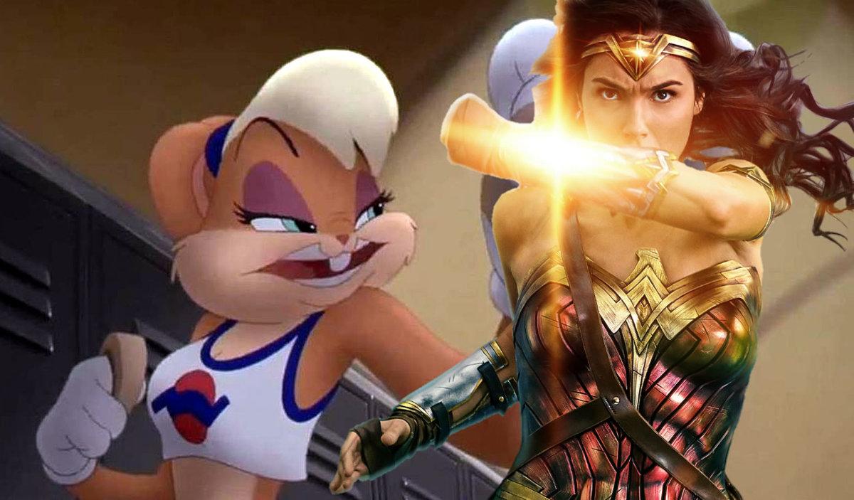 ¡Lola Bunny será Amazona! Conectarán 'Space Jam 2' con 'Wonder Woman'
