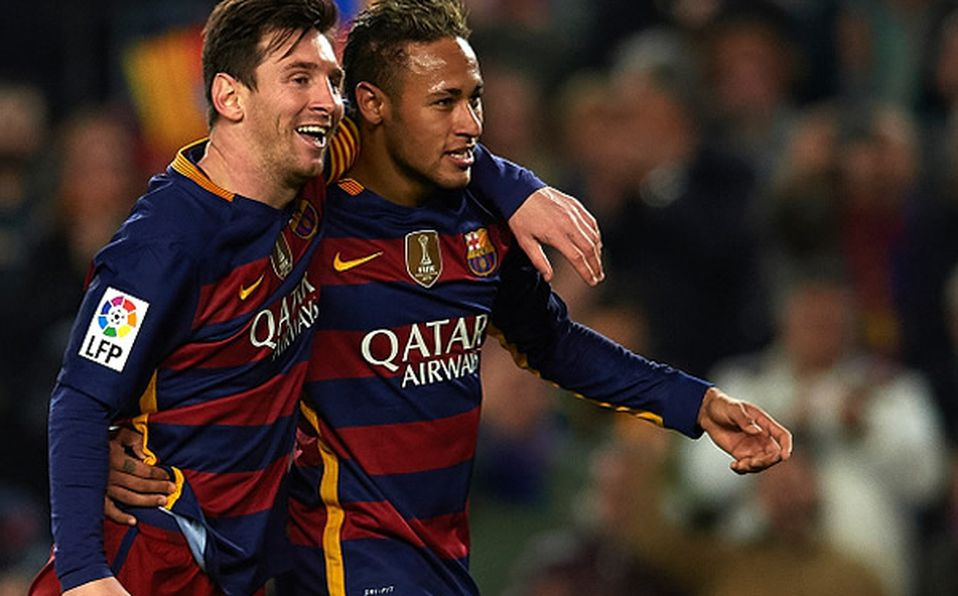 Neymar and Messi will play together again in Barcelona ...