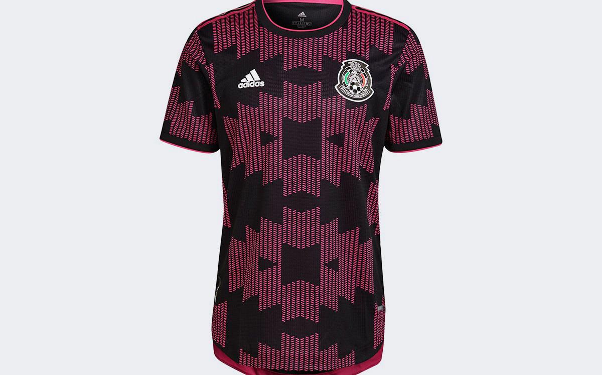 ¡Tri de estreno! Esta es la nueva playera de la Selección Mexicana para 2021