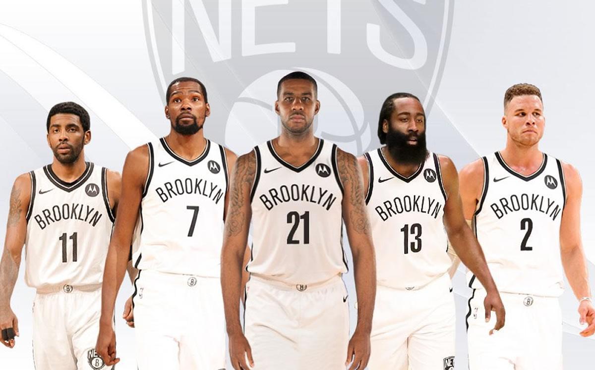 Lamarcus Aldridge se une al temible equipo de los Brooklyn Nets -  Mediotiempo