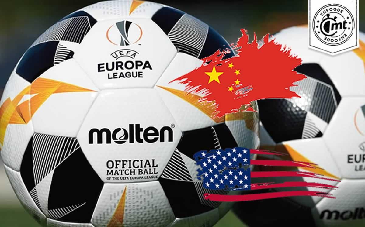 Estados Unidos y China, también pelean por la UEFA Europa League - Mediotiempo