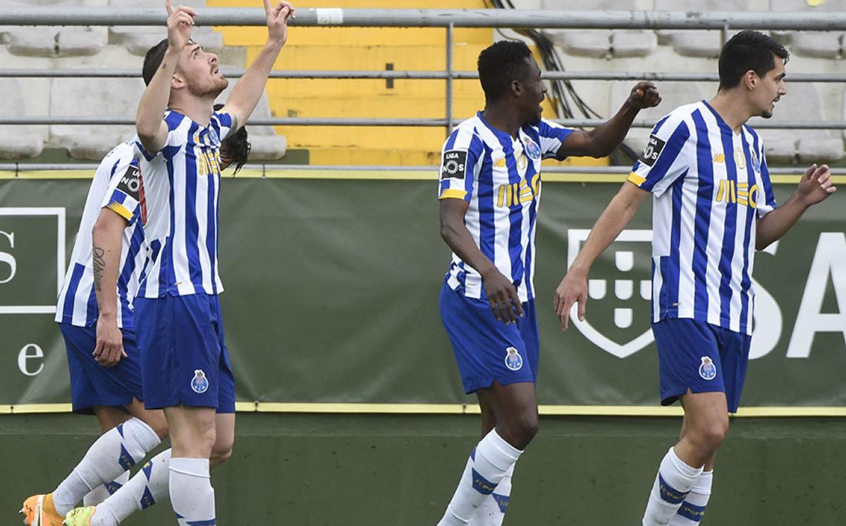 Tondela vs Porto 0-2 resumen; Tecatito jugó 85' - Mediotiempo