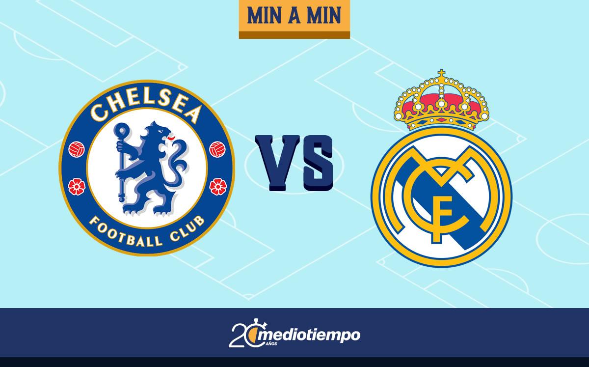 Chelsea Vs Real Madrid 2 0 Semifinal Vuelta Champions 2021 Así Fue Mediotiempo