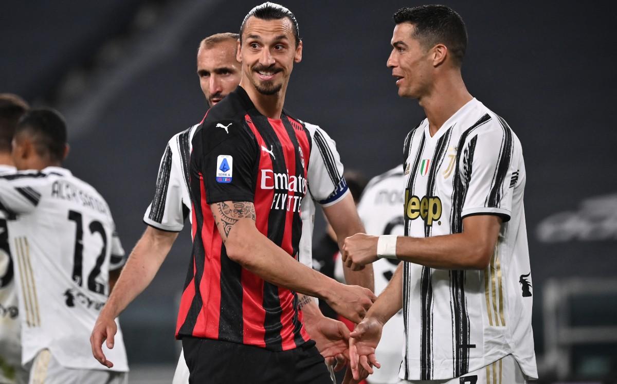 Milan consiguió la victoria 0-3 vs Juventus en la Serie A.