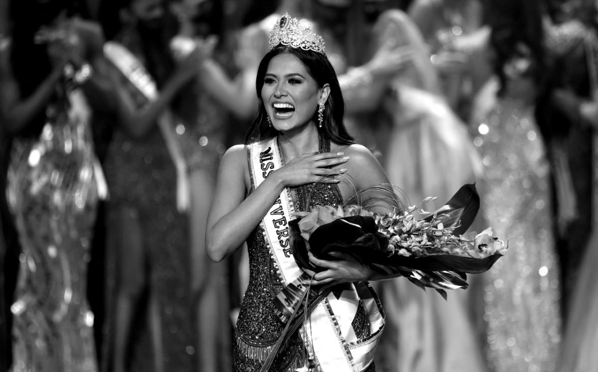 Miss Universo. Andrea Meza y la corona de diamantes de ganadora - Mediotiempo