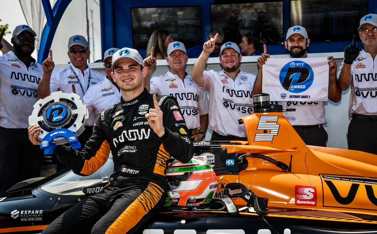 Pato O'Ward y el milagro por el título de la IndyCar