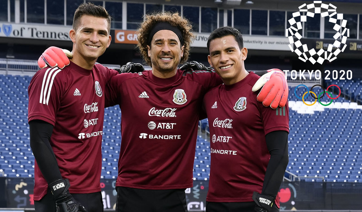 Mexico Will Take 22 Players To The Olympics Tokyo 2020 Authorizes 4 Extras Archysport