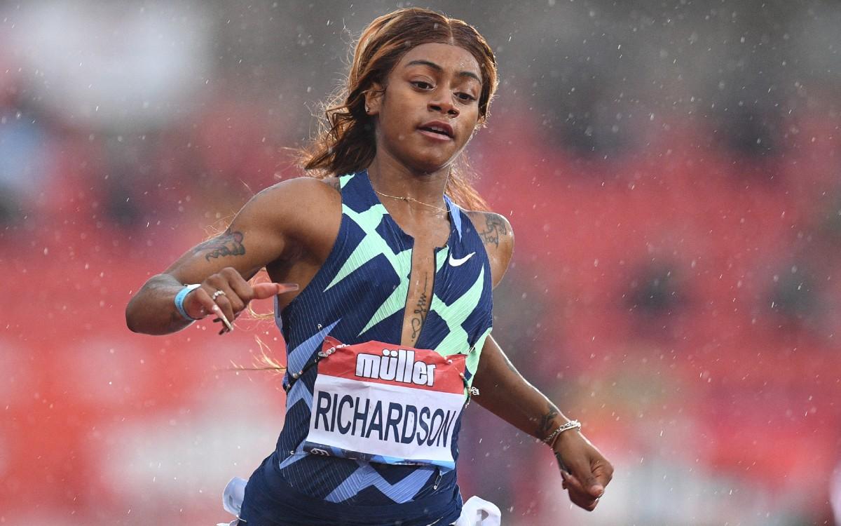ShaCarri Richardson Ban Over Weed Prompts Michael Phelps