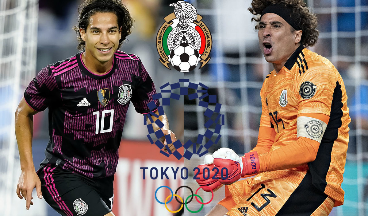 Olympic National Team When Will Mexico U23 Play In Tokyo 2021