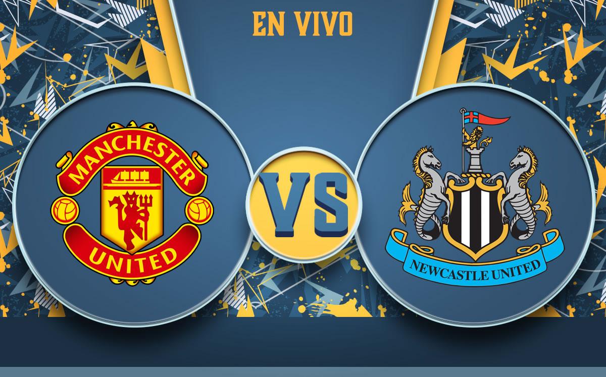 Manchester United vs Newcastle Online. English league 2021 ...