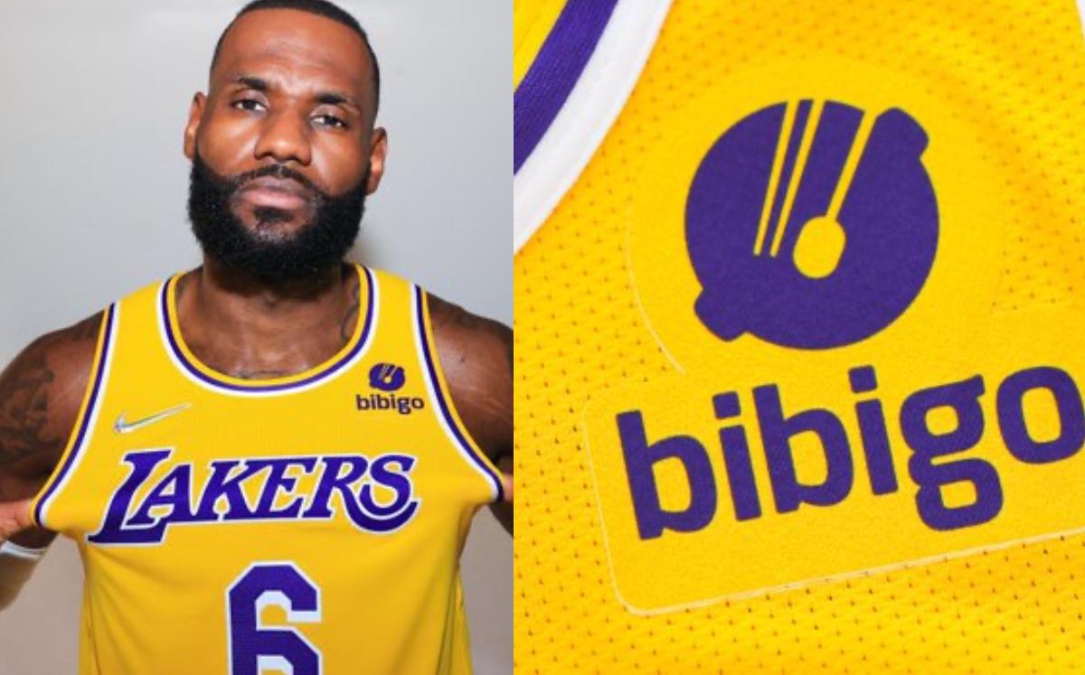 Lakers recibirá 100 millones de dólares de patrocinador por ir en el pecho de LeBron James