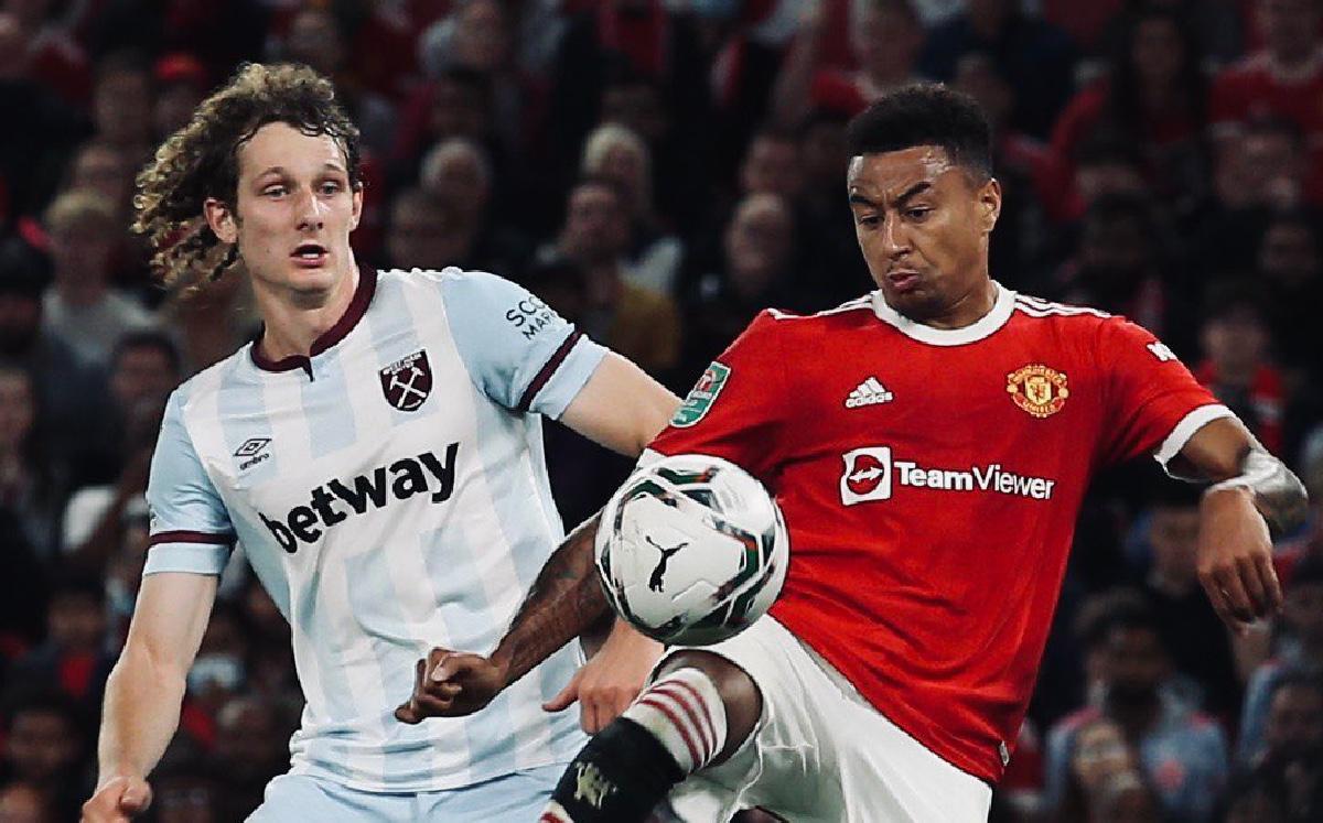 Cristiano eliminado de la Capital One Cup sin jugar; Manchester United cayó 1-0 con West Ham
