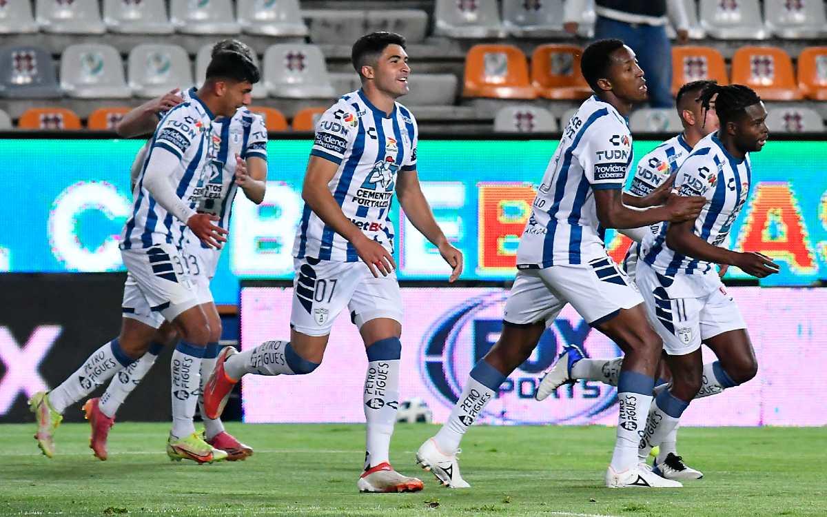 ¡Triunfo de oro para Pachuca! Tuzos propinó cuarta derrota al hilo al Necaxa