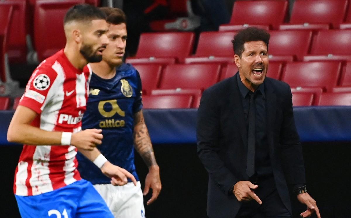 'Siempre espero más de mis jugadores'; Diego Simeone tira indirecta a Griezmann