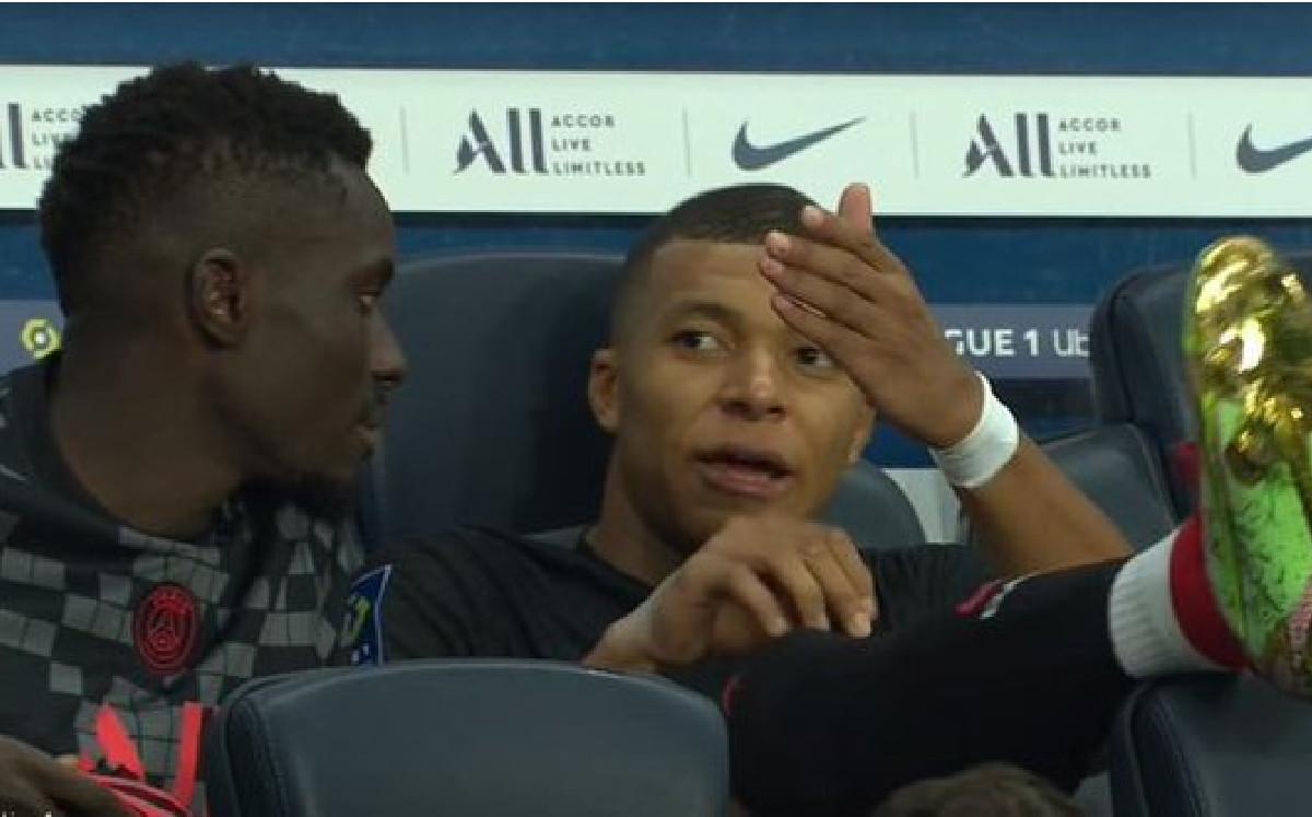 El PSG en llamas: el enfado de Mbappé con Neymar por no pasarle el balón