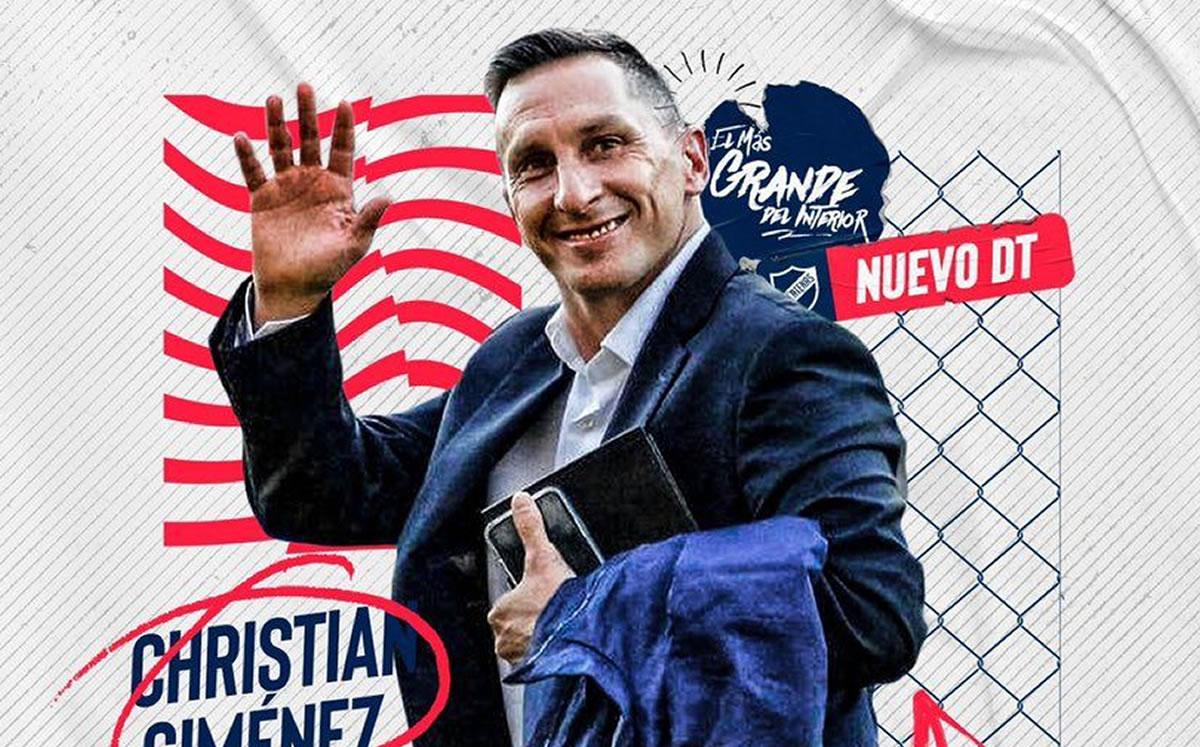 Chaco Giménez dirigirá en el extranjero a un club propiedad de Andrés Fassi