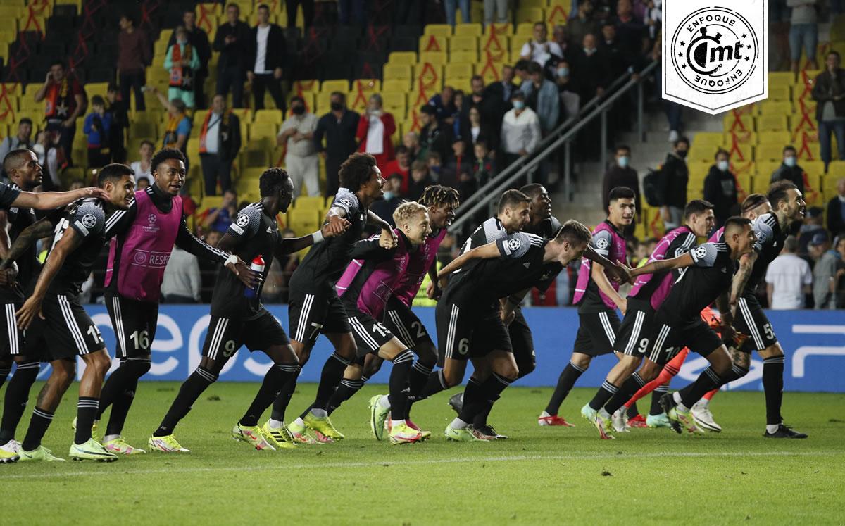 Del Deportivo Pasto al Santiago Bernabéu con escala en Moldavia