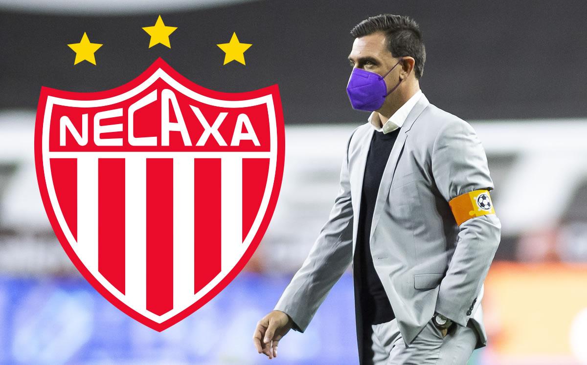Necaxa, el club para demostrar que estoy a la altura de la Liga MX: Guede