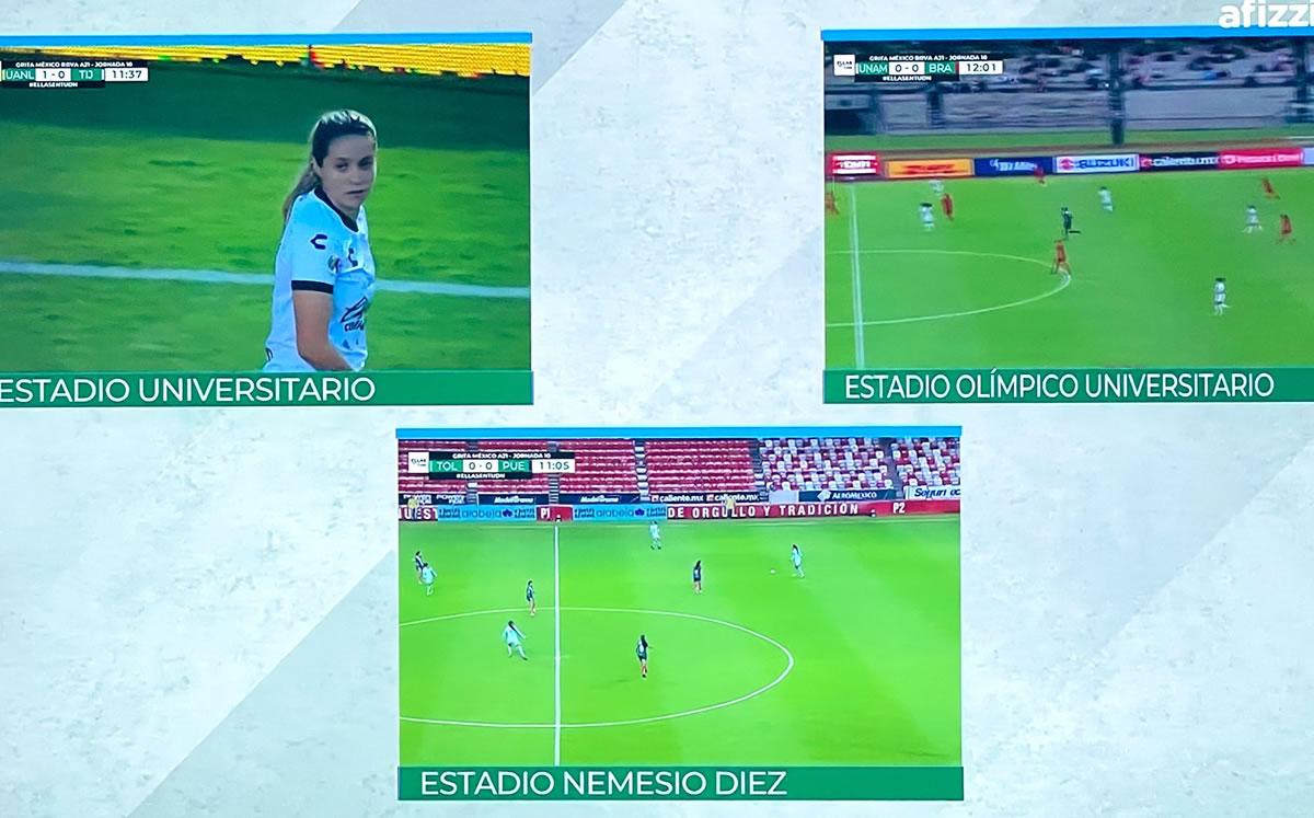 Seguidores de la Liga MX Femenil 'revientan' a TUDN por extraña transmisión