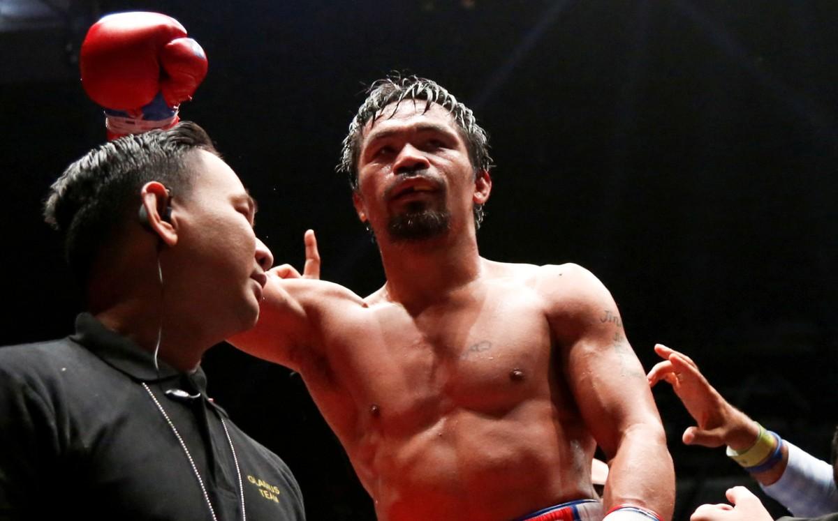 Manny Pacquiao, una leyenda del boxeo, cuelga los guantes y anuncia su retiro