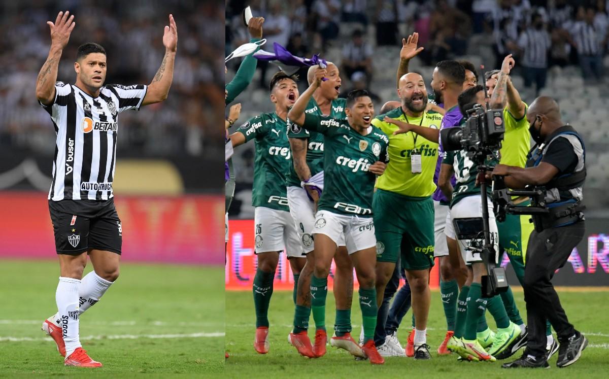 Palmeiras elimina a Atlético Mineiro y repite Final de Copa Libertadores