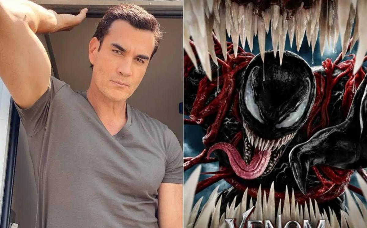 ¡No lo perdonaron! David Zepeda 'aparece' en Venom 2 y le llueven memes