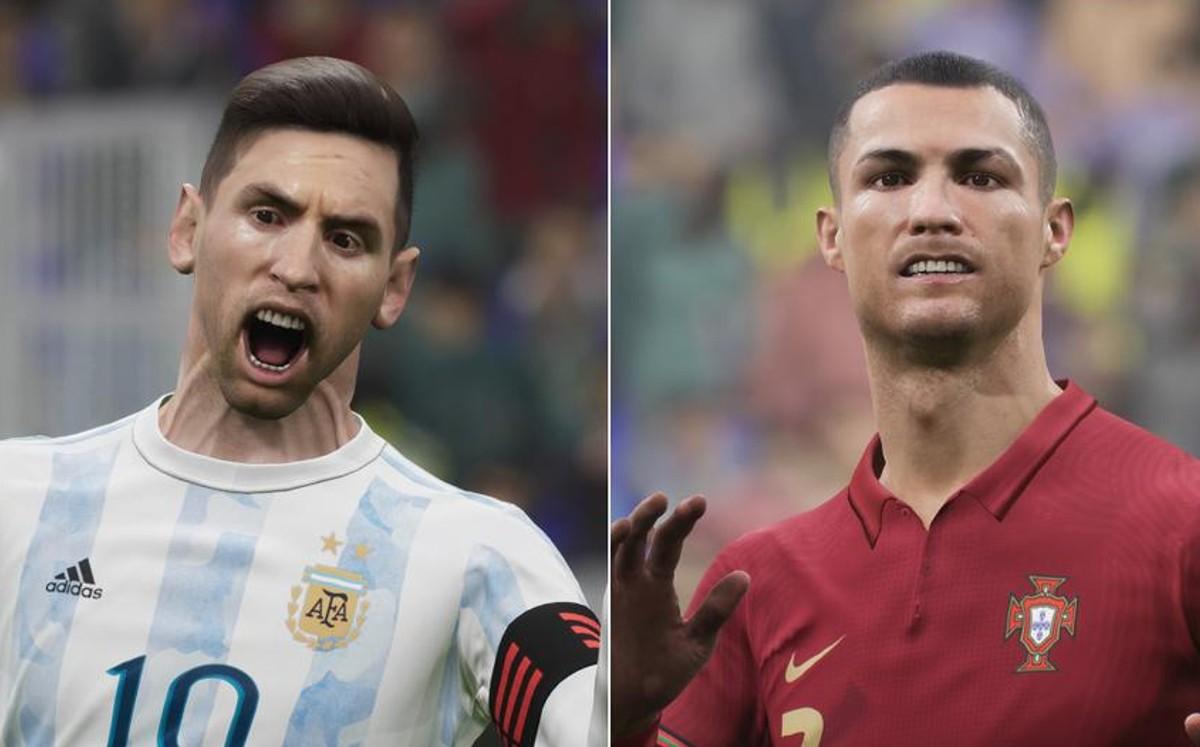 ¡Les dieron con todo! eFootball 2022, fuertemente criticado por sus gráficos