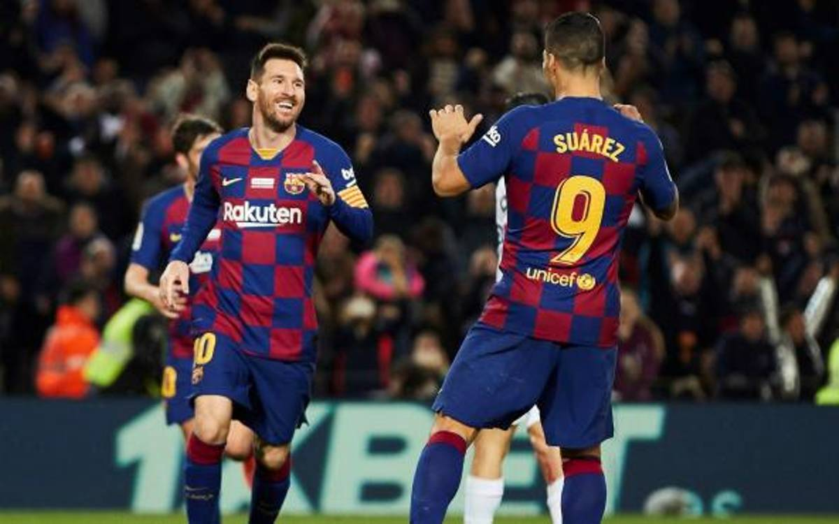 Messi se quería retirar en el Barça, pero le molestaron las formas: Luis Suárez