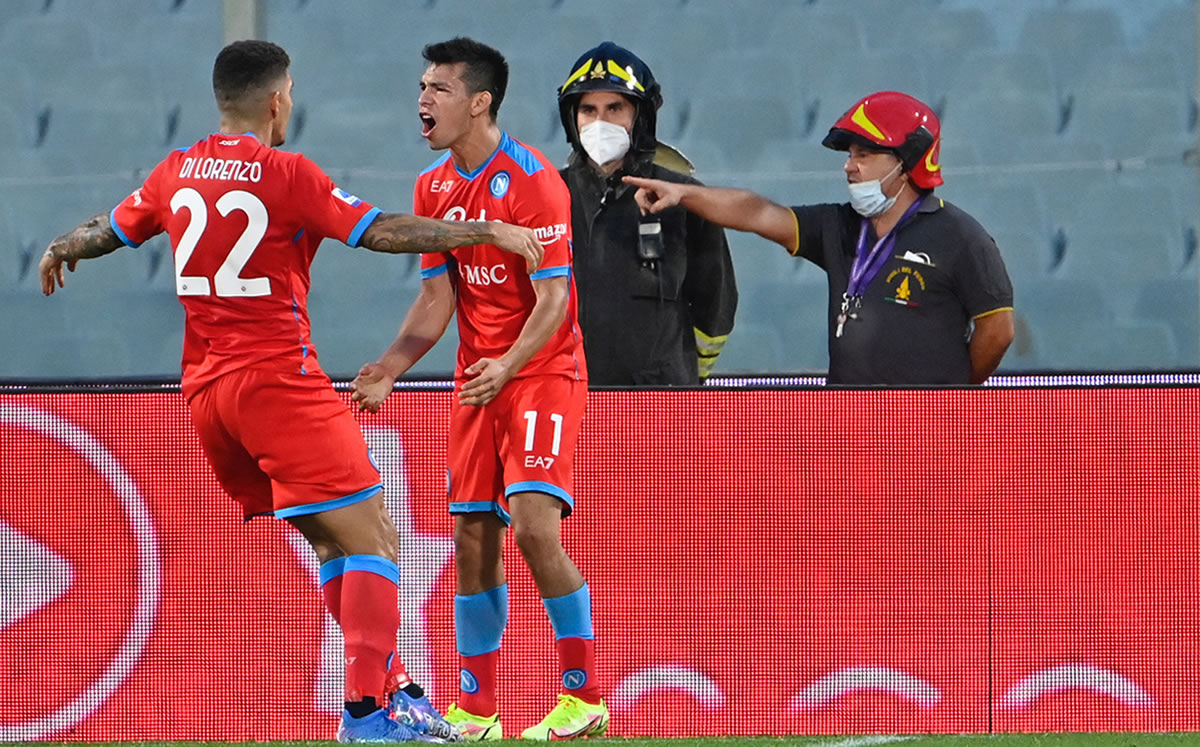 ¡Muñeco Diabólico! Chucky anota y Napoli vence a la Fiorentina