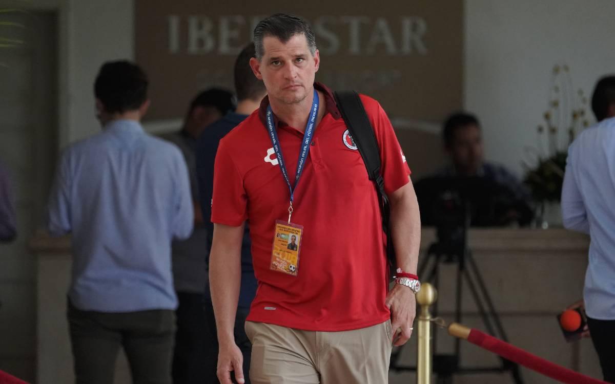 Juan Ignacio Palou volvió a dirigir en Liga MX tras 16 años de ausencia