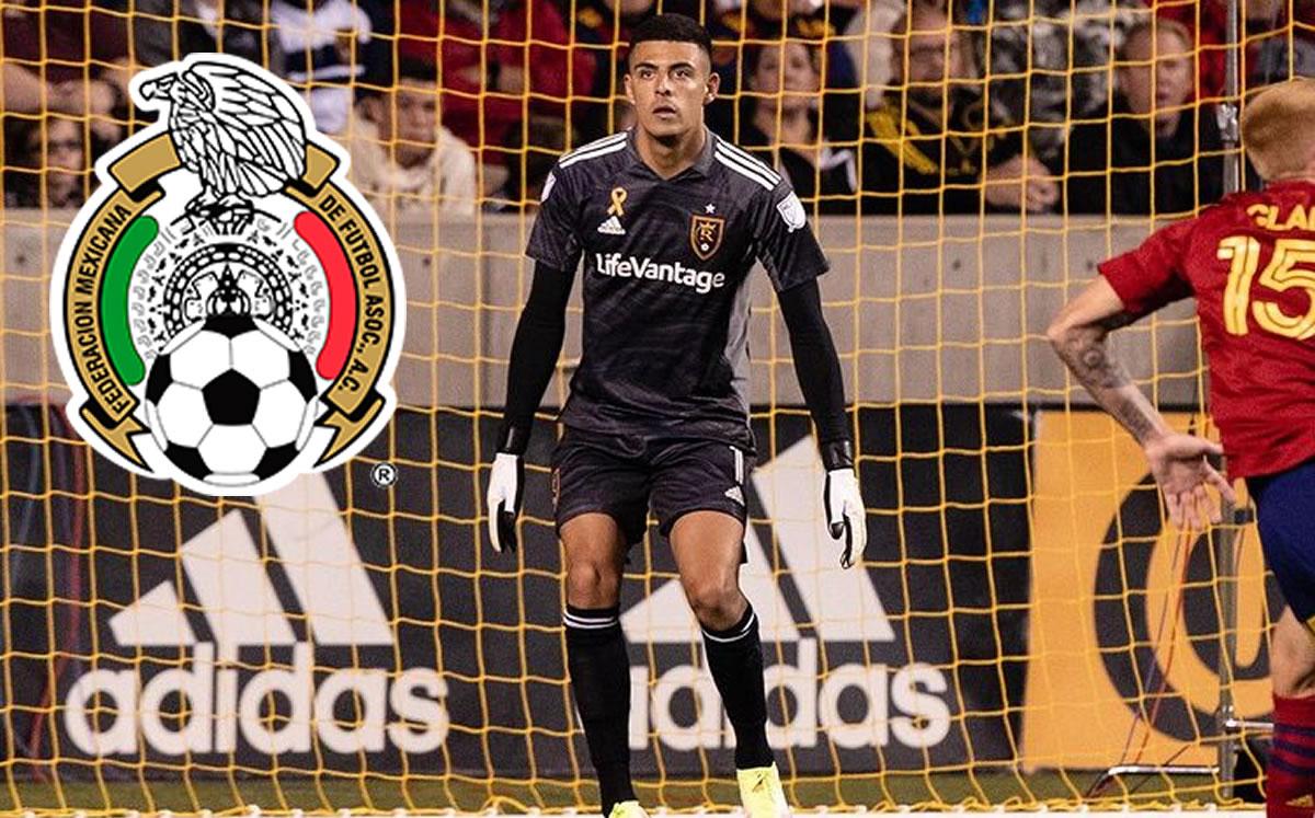 David Ochoa, portero que México le 'robó' a EE.UU es convocado con Tri Sub-21