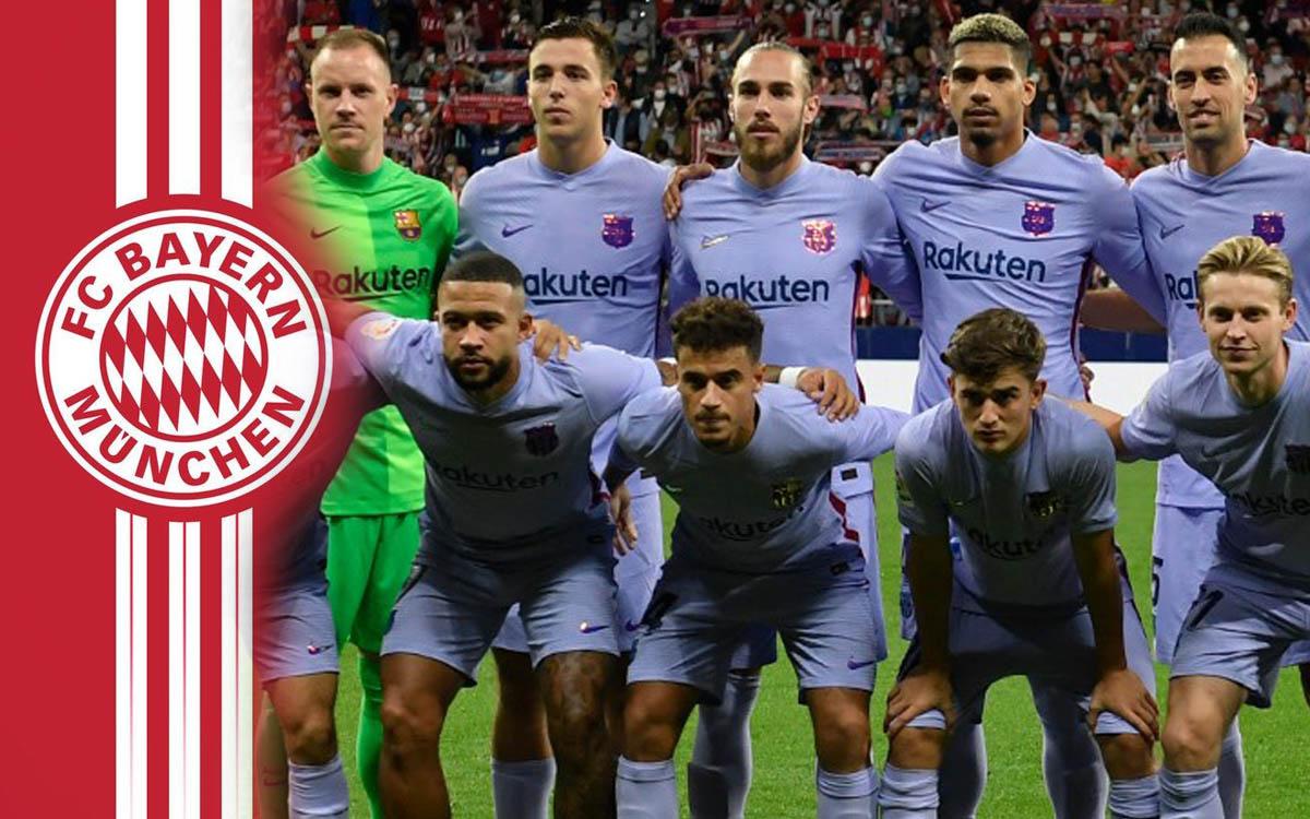 Bayern estaría por llevarse a las pocas estrellas que quedan en el Barcelona