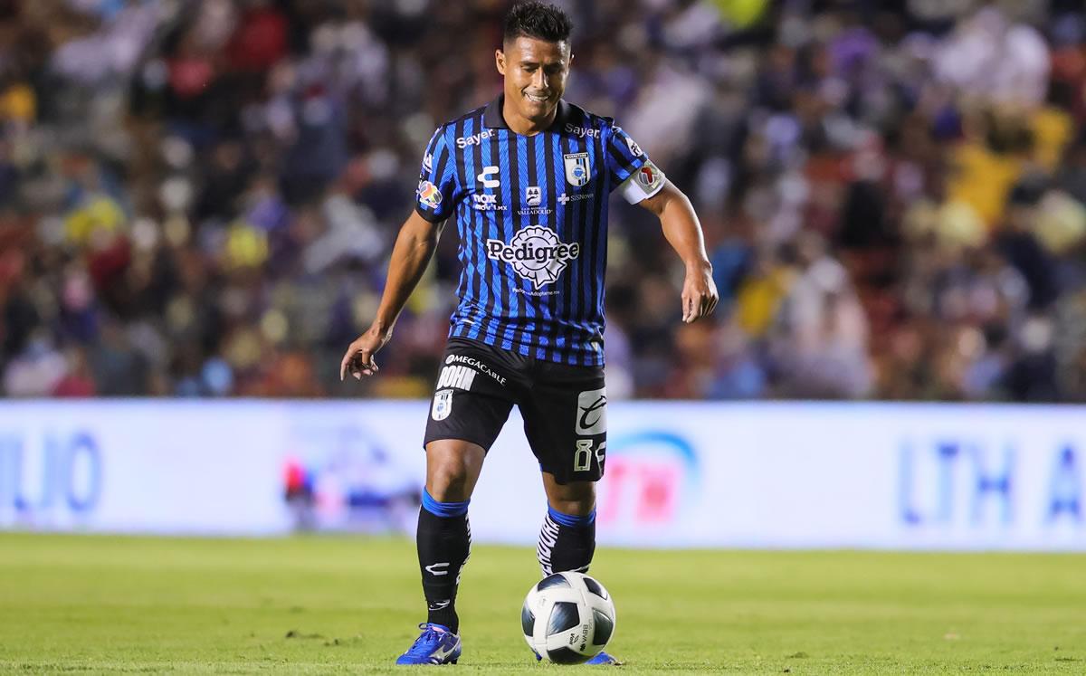 Osvaldo Martínez sufre ruptura de ligamento y parará entre 6 y 7 meses